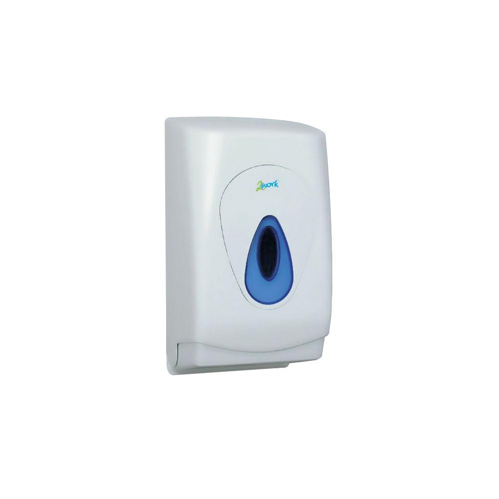 2Work Bulk Pack Toilet Tissue Dispenser - CPD97304