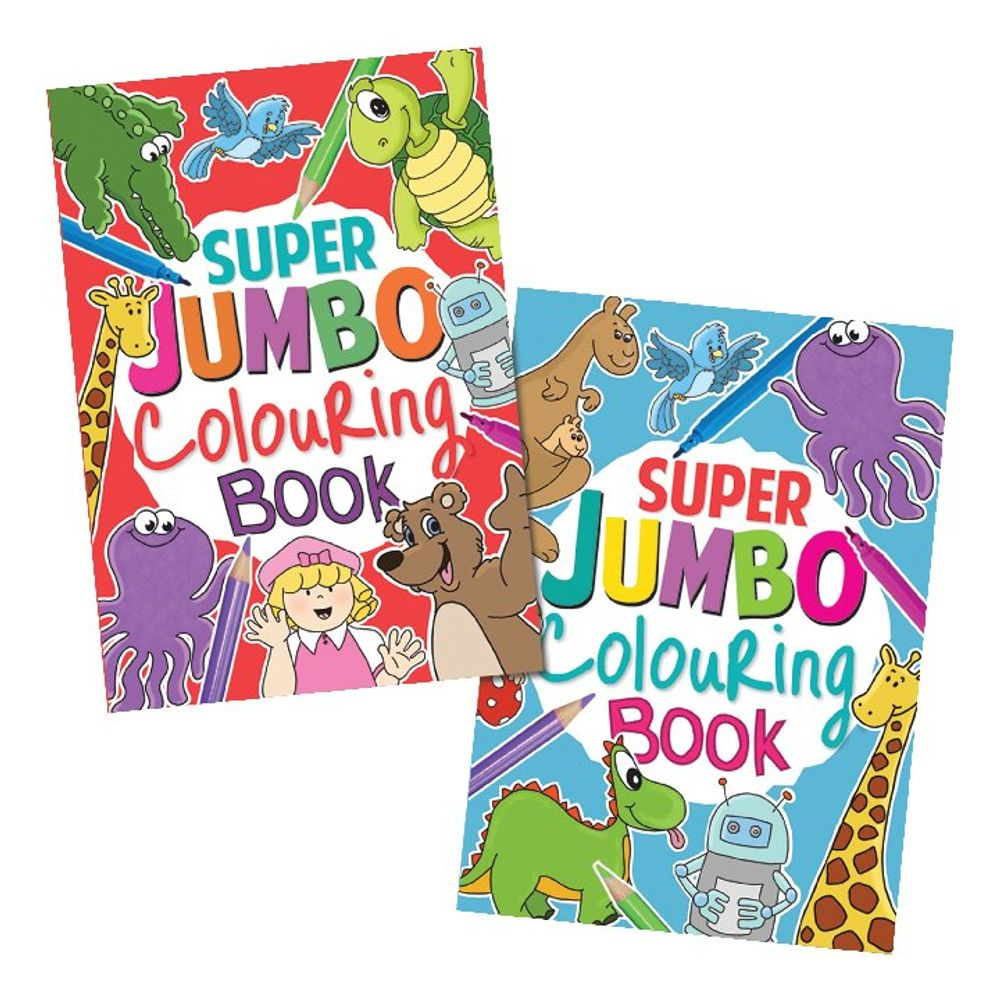 Artbox Colouring Book Series Three (Pack of 6) - 4049