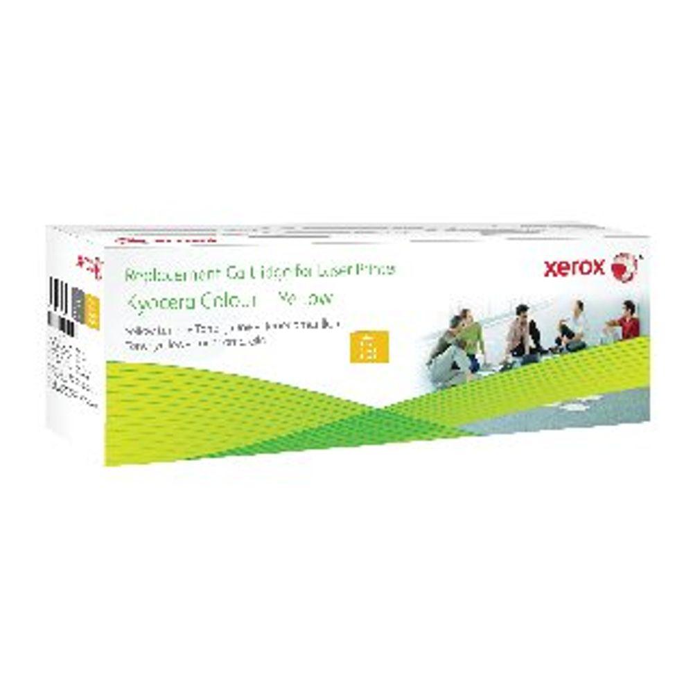 Xerox Compatible TK-580Y Yellow Laser Toner Cartridge 006R03312