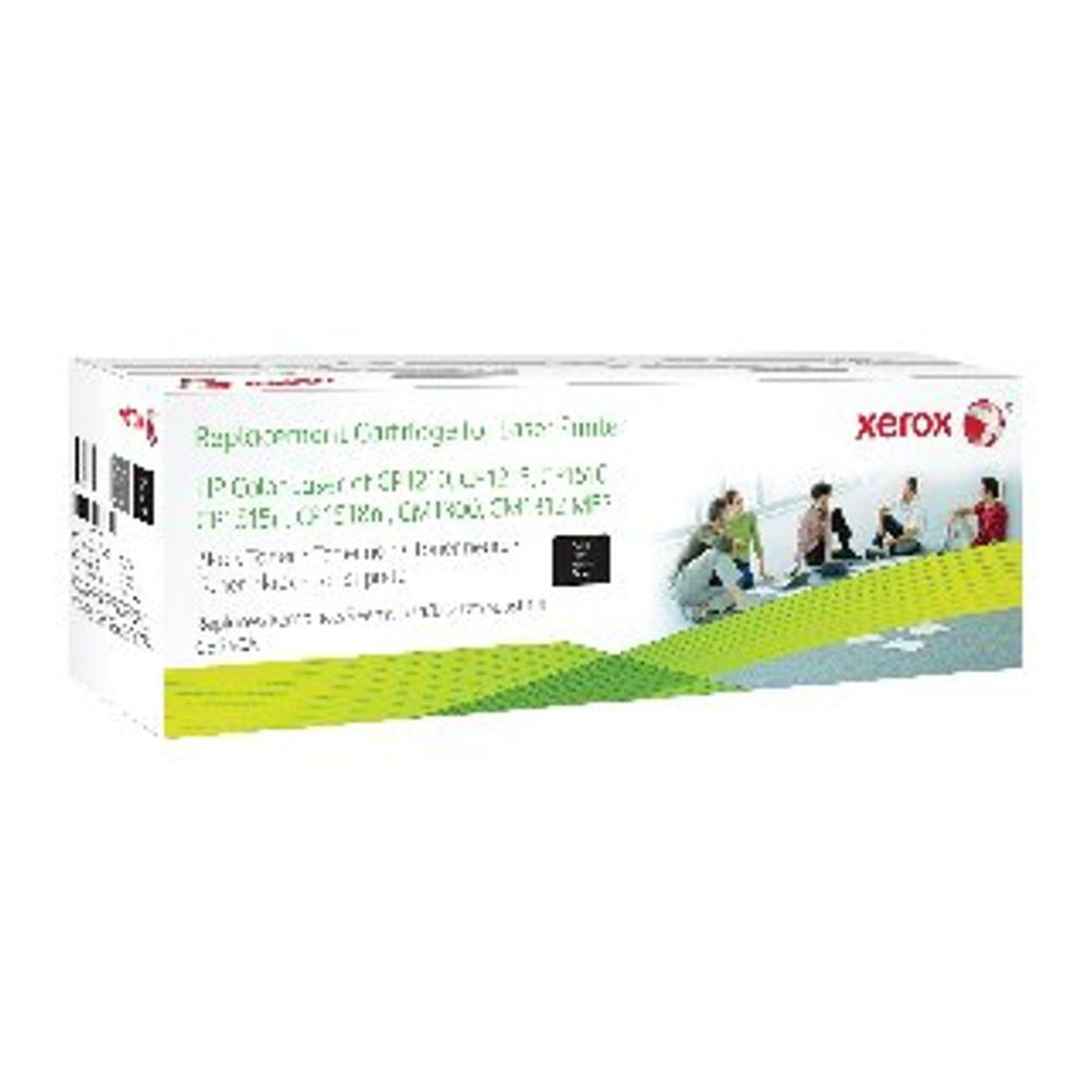 Xerox CB540A Black Laser Toner Cartridge - 003R99786