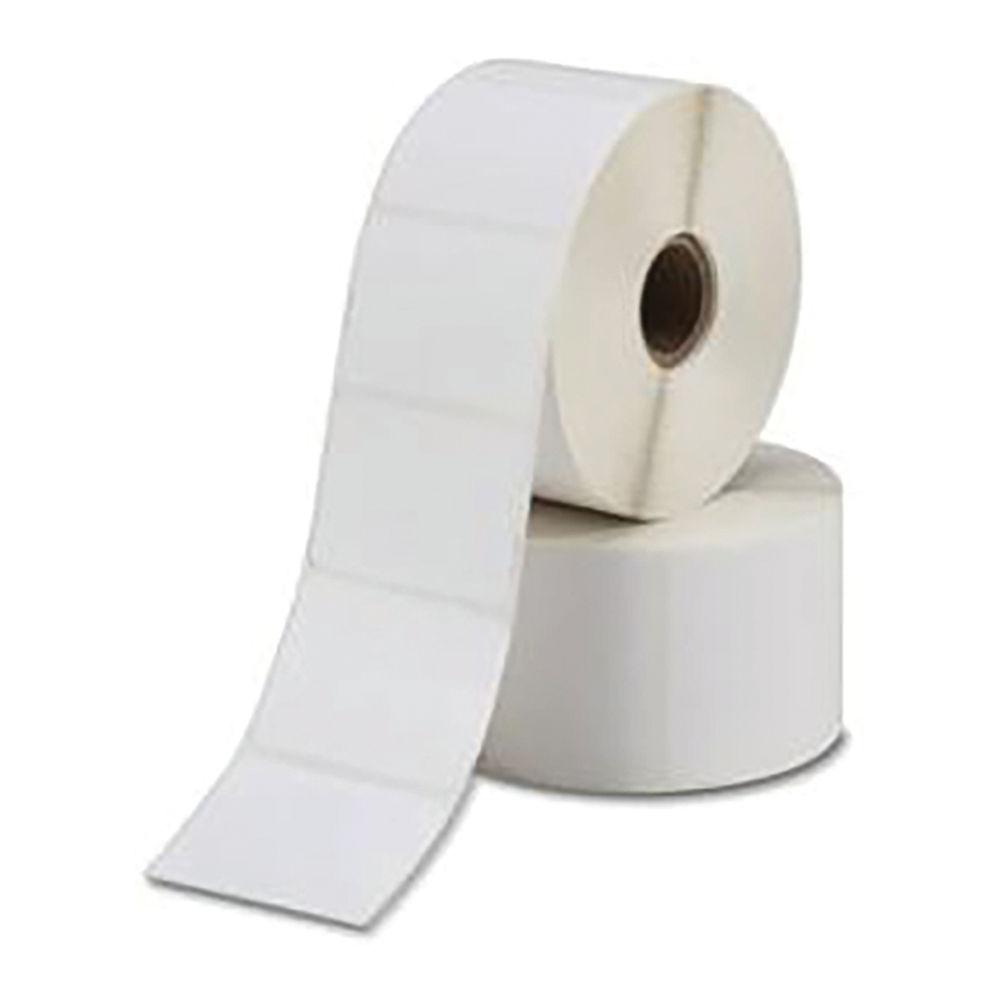 Zebra 102 x 152mm 1000D Industrial Printer Label Paper, Pack of 4 - 87809