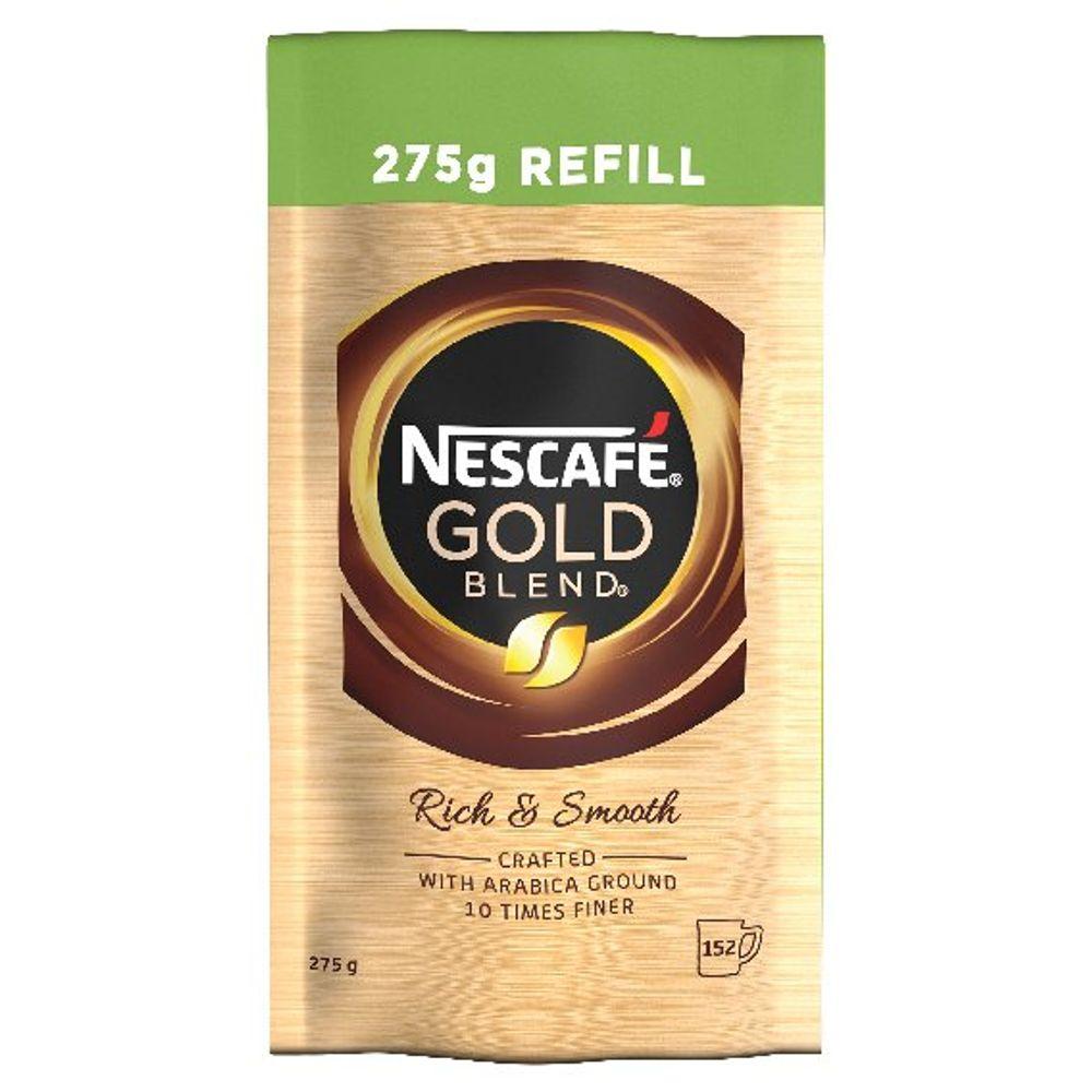 Nescafe Gold Blend Coffee Refill Pack 275g - 12162463