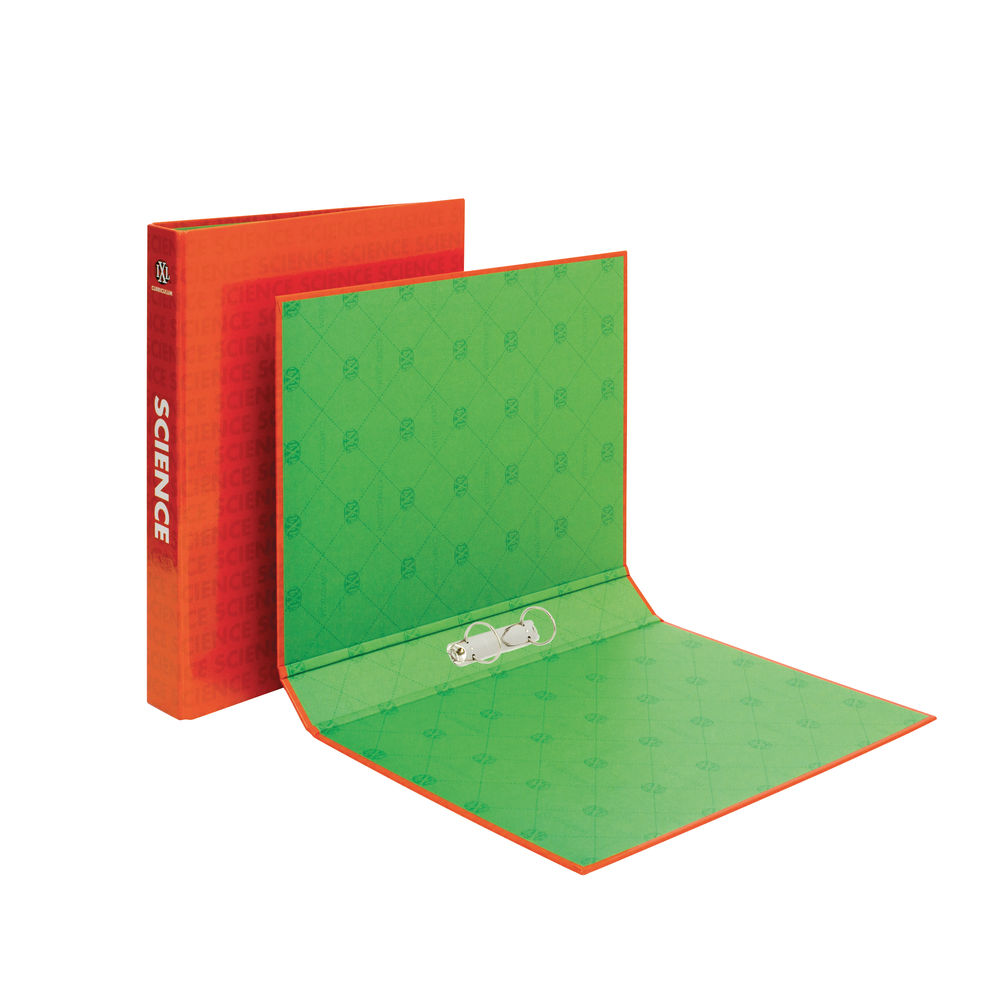 IXL Red Curriculum Ring Binder (Pack of 10) – 86514