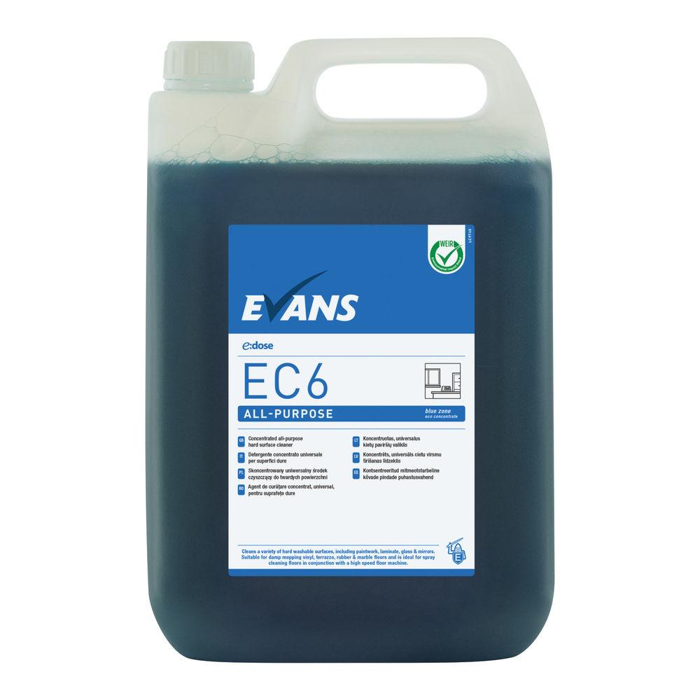 Evans EC6 All – Purpose Cleaner (Pack of 2) – A033EEV2