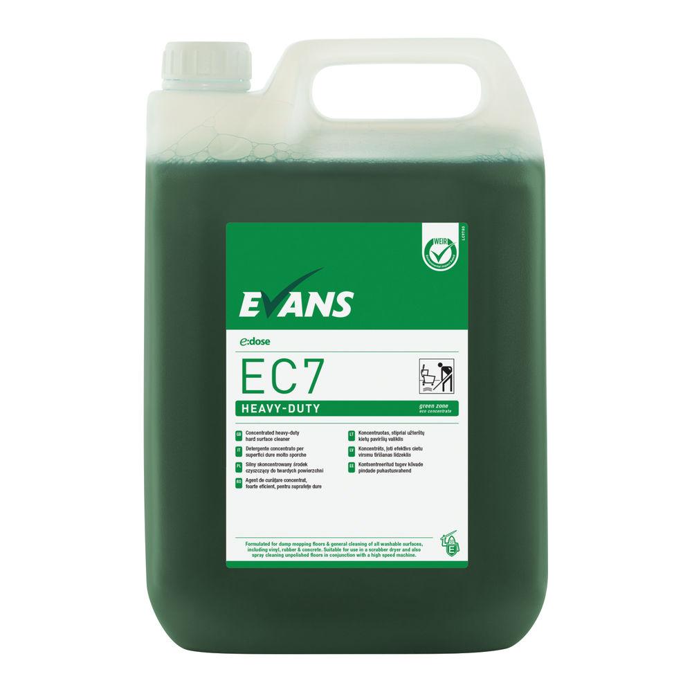 Evans EC7 5L Heavy Duty Cleaner (Pack of 2) - A041EEV2