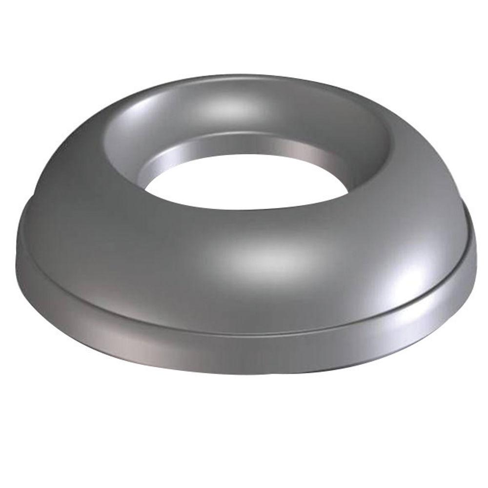 Addis Metallic Grey 50 Litre Open Top Bin Lid - 512875