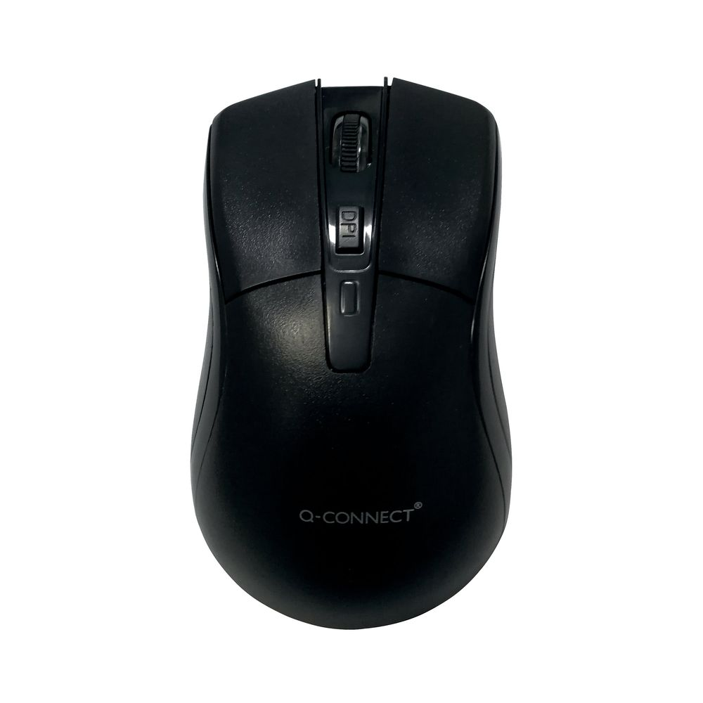 Q-Connect Wireless Optical Mouse KF16196