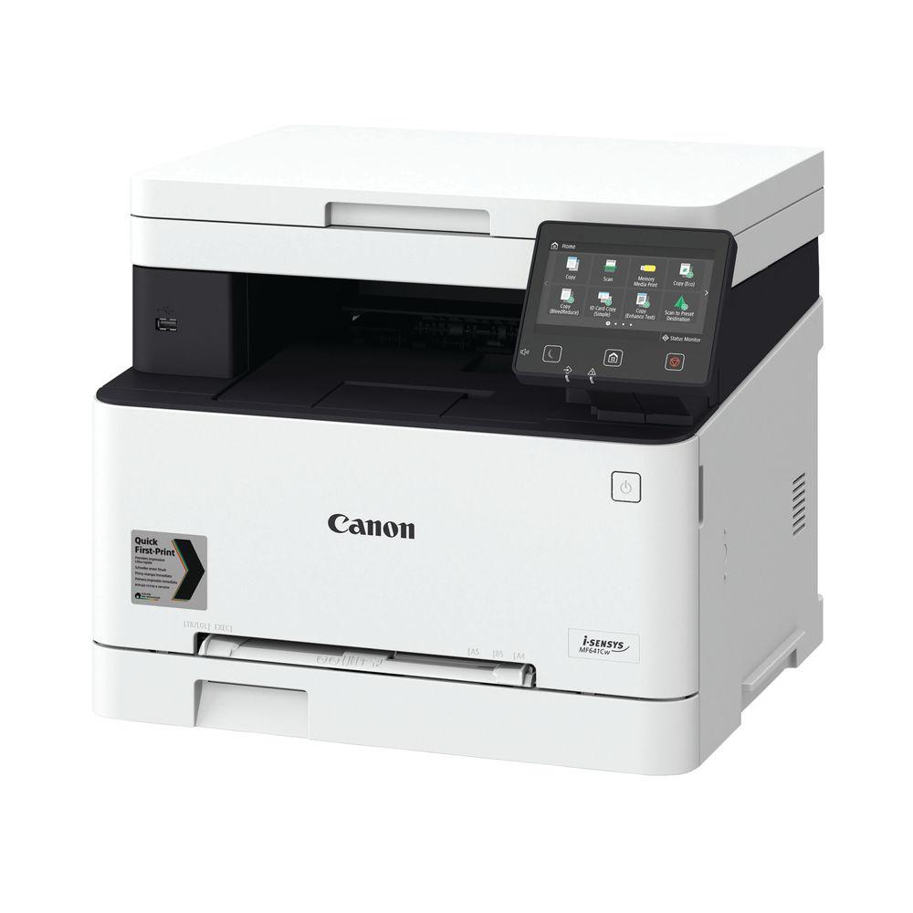 Canon i-SENSYS MF641CW Multifunction Printer 3102C037
