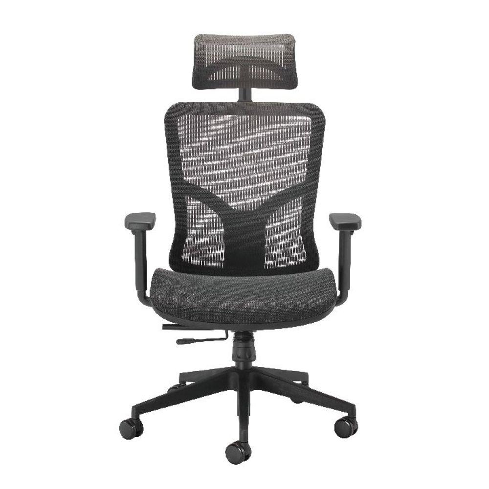 Arista Axis Black Mesh Task Office Chair