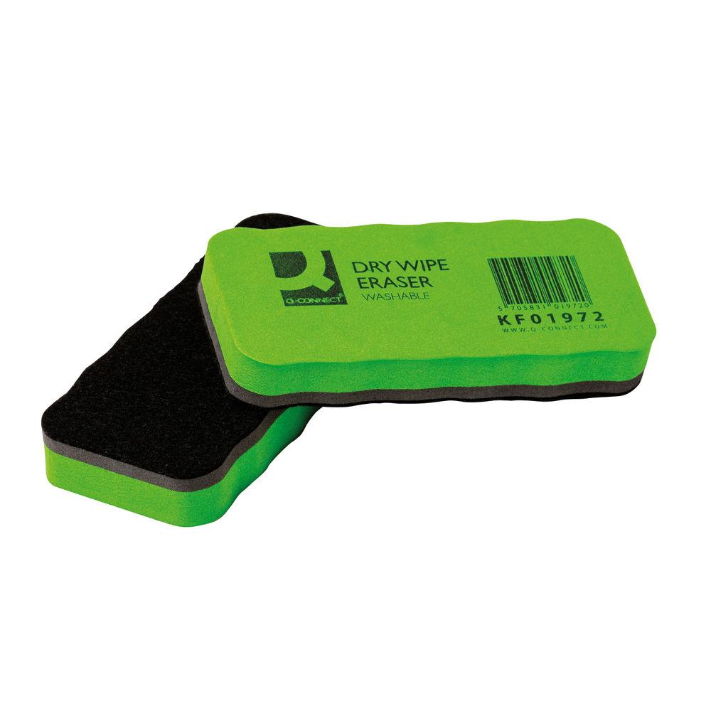 Q-Connect Drywipe Washable Eraser - KF01972