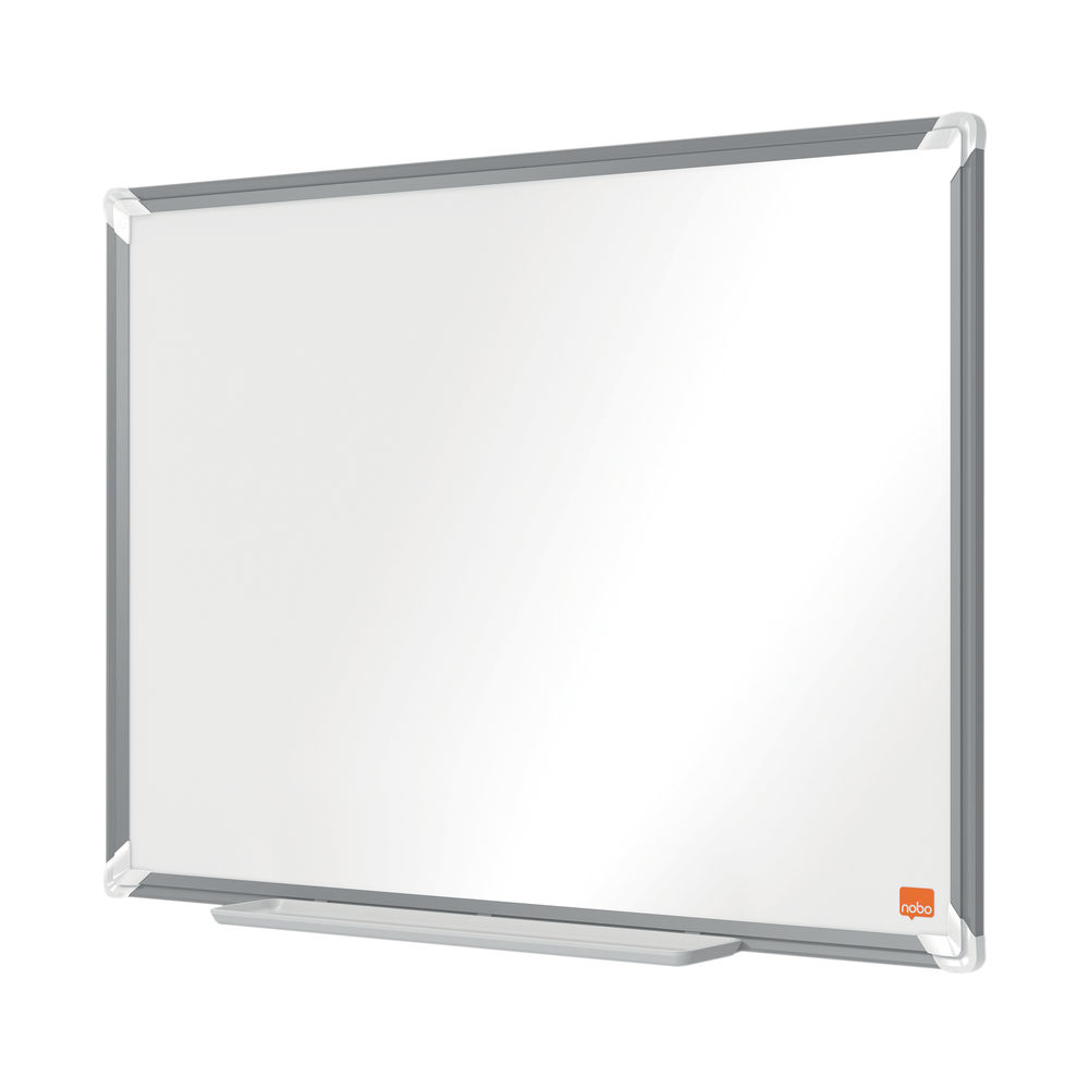 Nobo Premium Plus Melamine Whiteboard 1800 x 1200mm 1915171