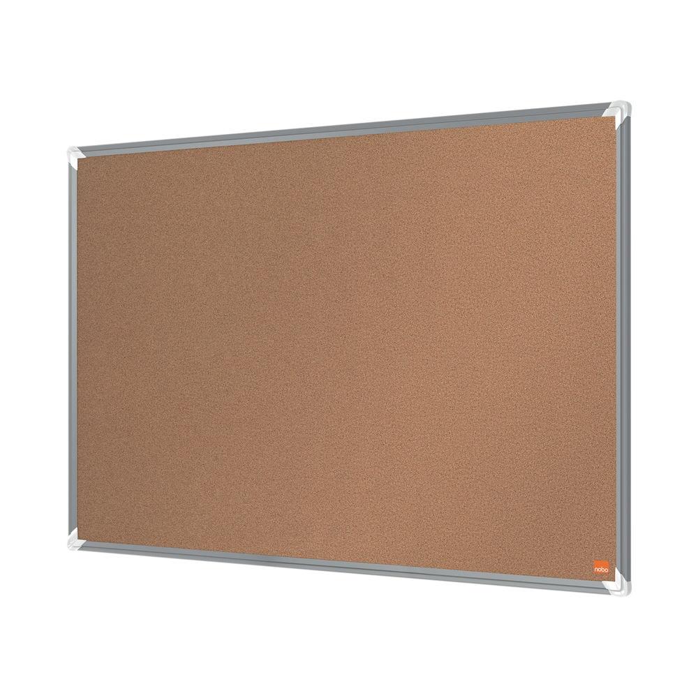 Nobo Premium Plus Cork Notice Board 1800 x 1200mm 1915184