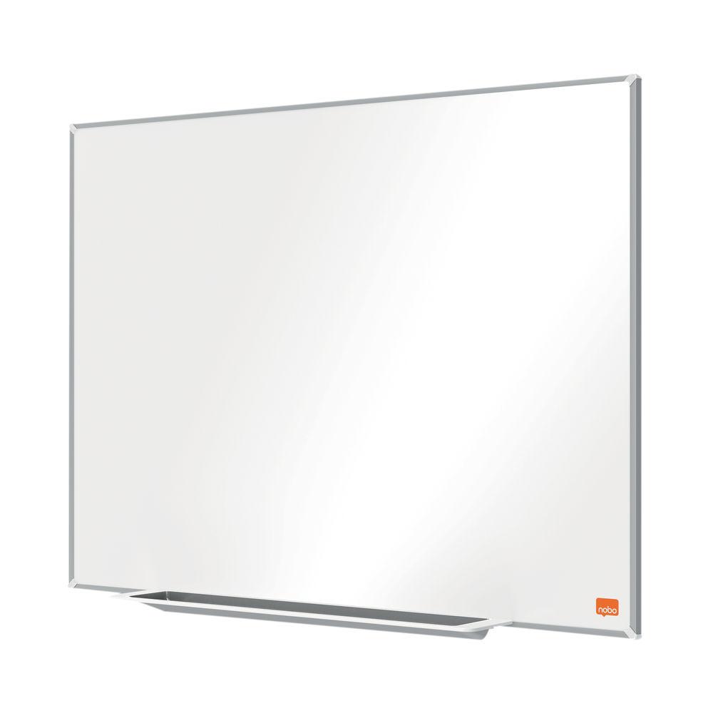 Nobo Impression Pro Classic Steel Whiteboard 900 x 600mm 1915402
