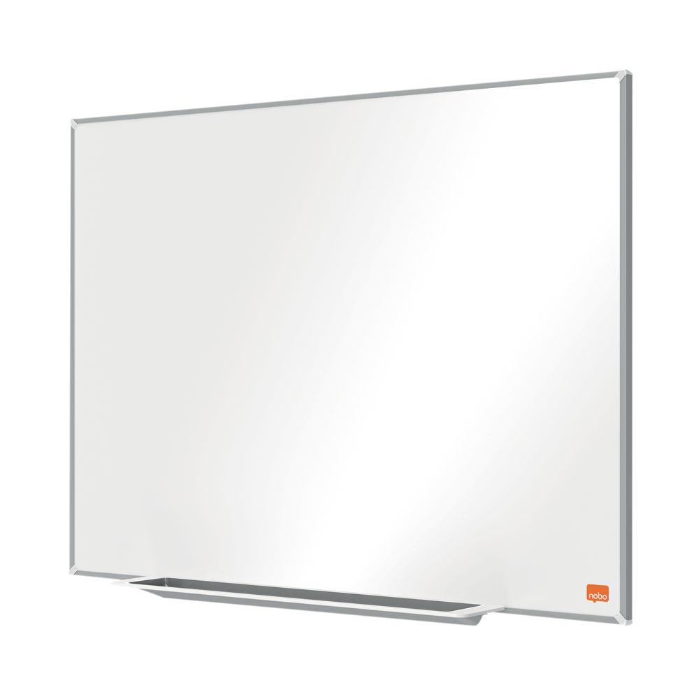 Nobo Impression Pro Classic Steel Whiteboard 1200 x 900mm 1915403