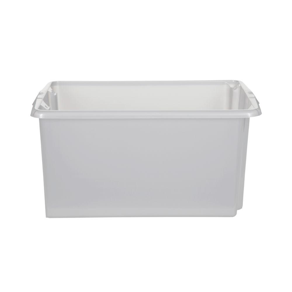 Stack and Store Natural Medium Storage Box - S01M800