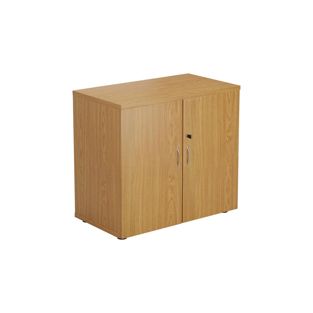 First 730mm Nova Oak Wooden Storage Cupboard