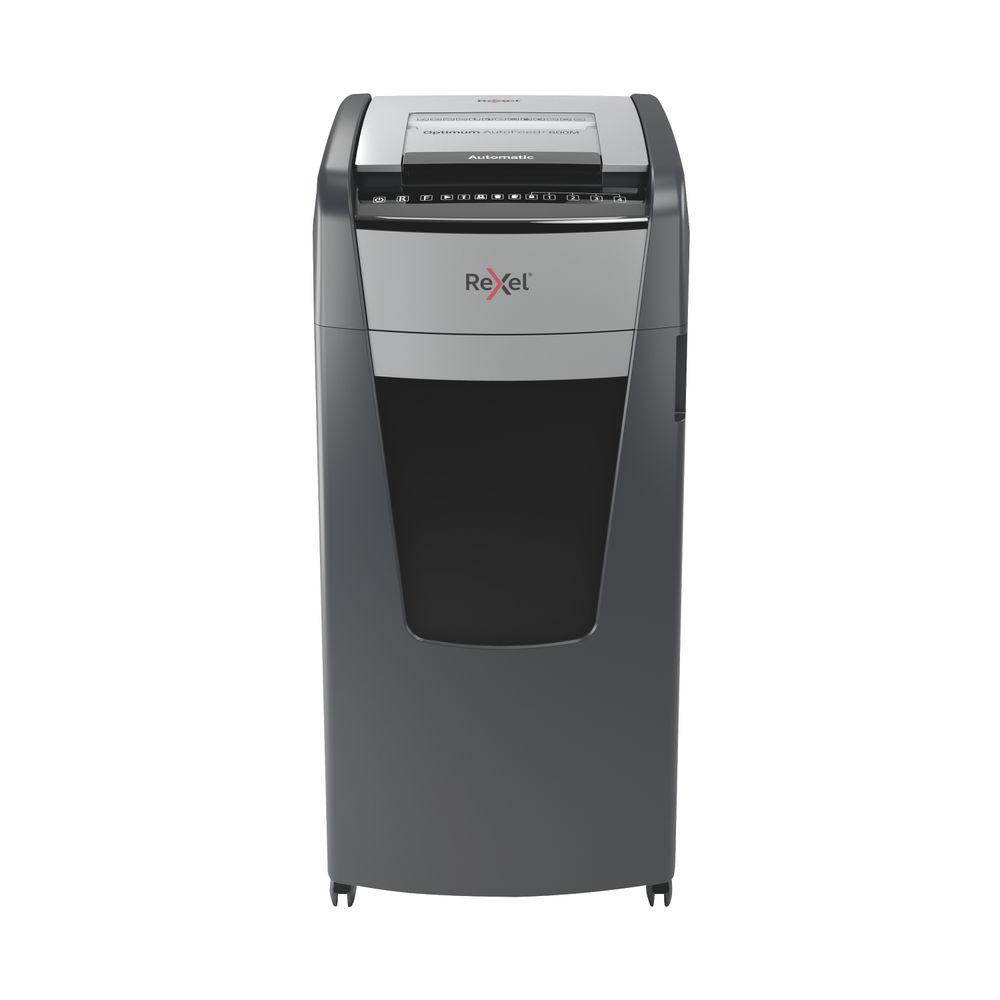 Rexel Optimum AutoFeed+ 600M Micro Cut Shredder - 2020600M