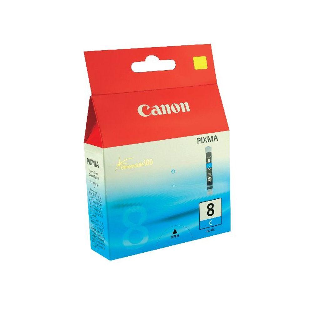 Canon CLI-8C Cyan Ink Cartridge - 0621B001