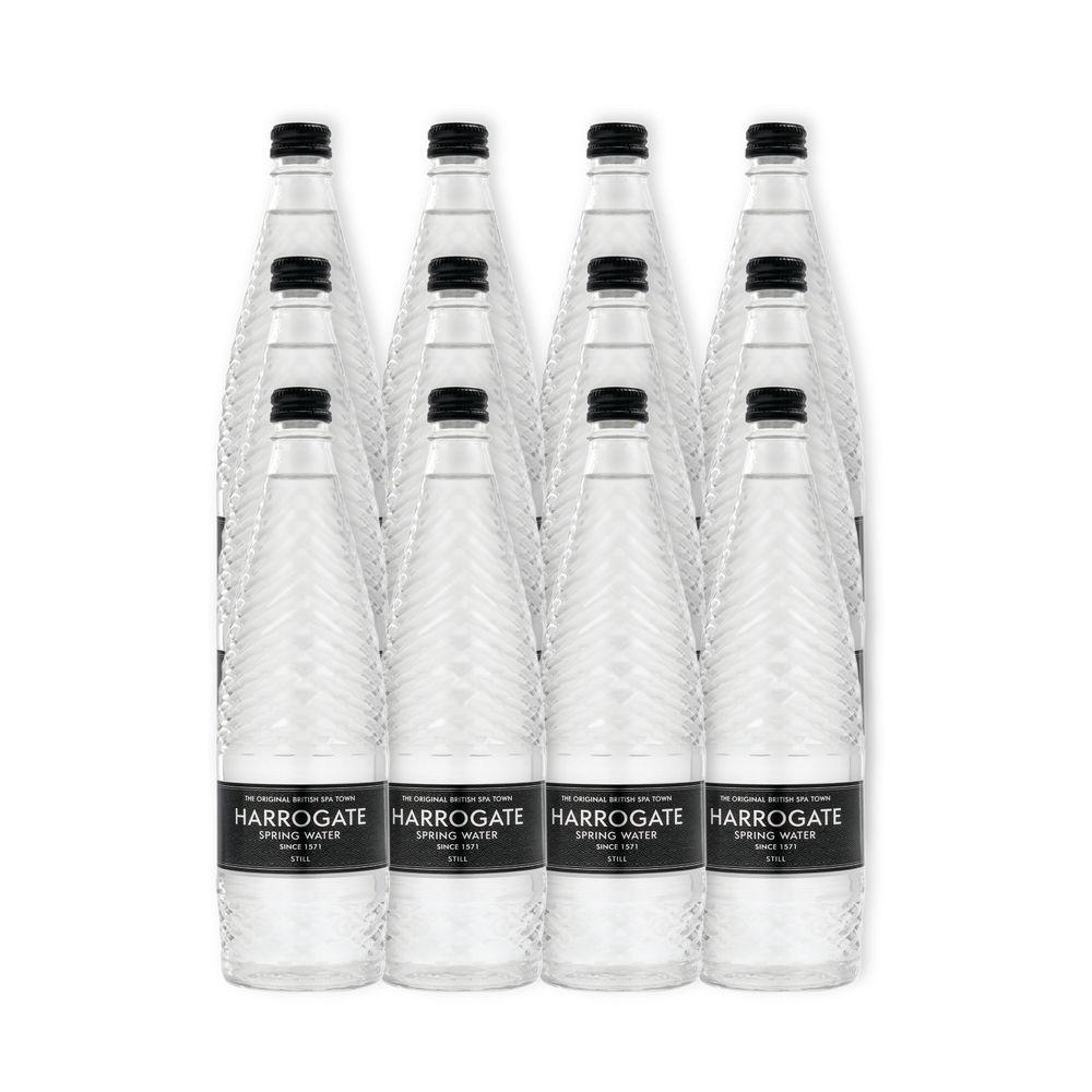 Harrogate Still Spring Water 750ml Glass Bottle (Pack of 12) G330241S