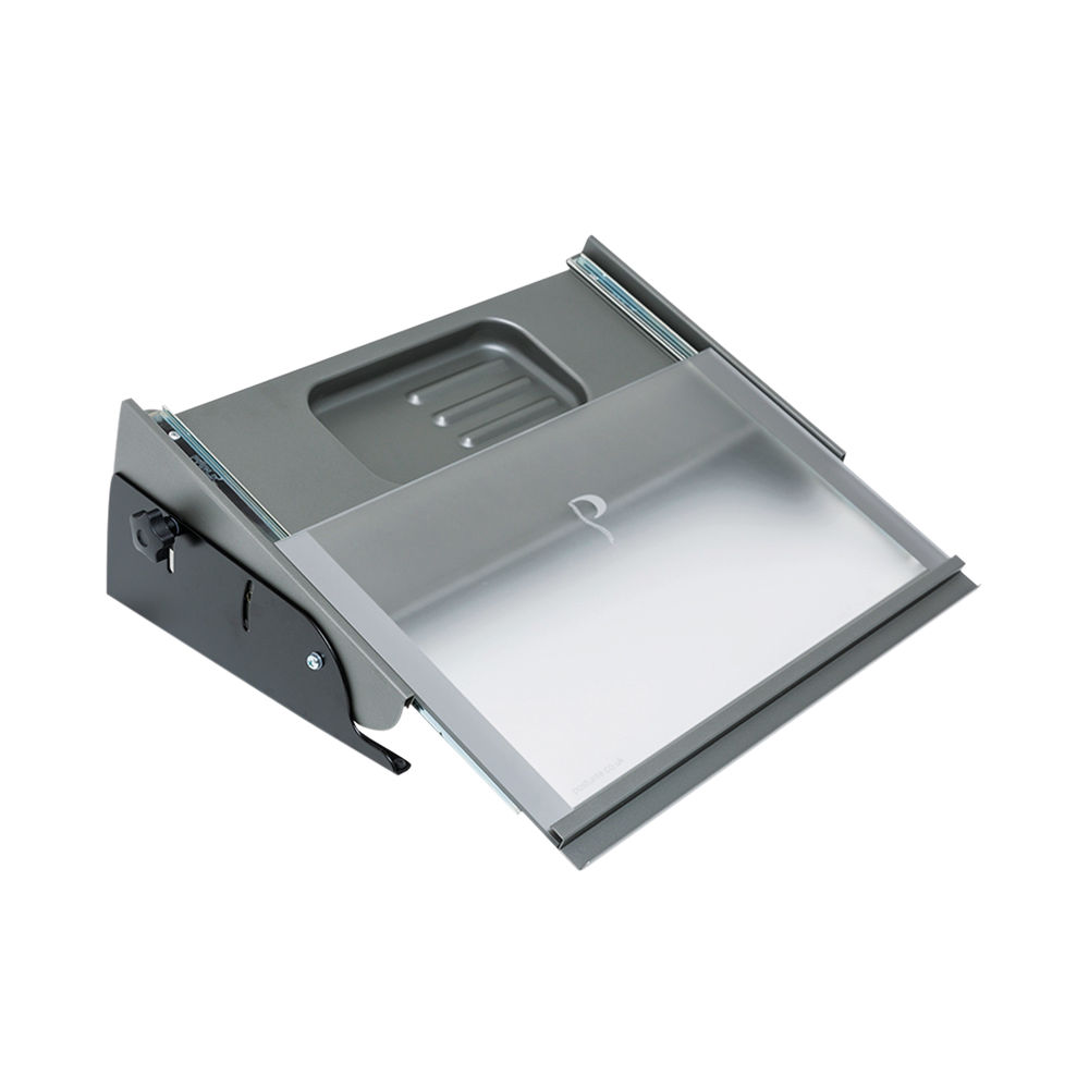 Posturite MultiRite Document Holder/Writing Slope Black/Grey 9280403