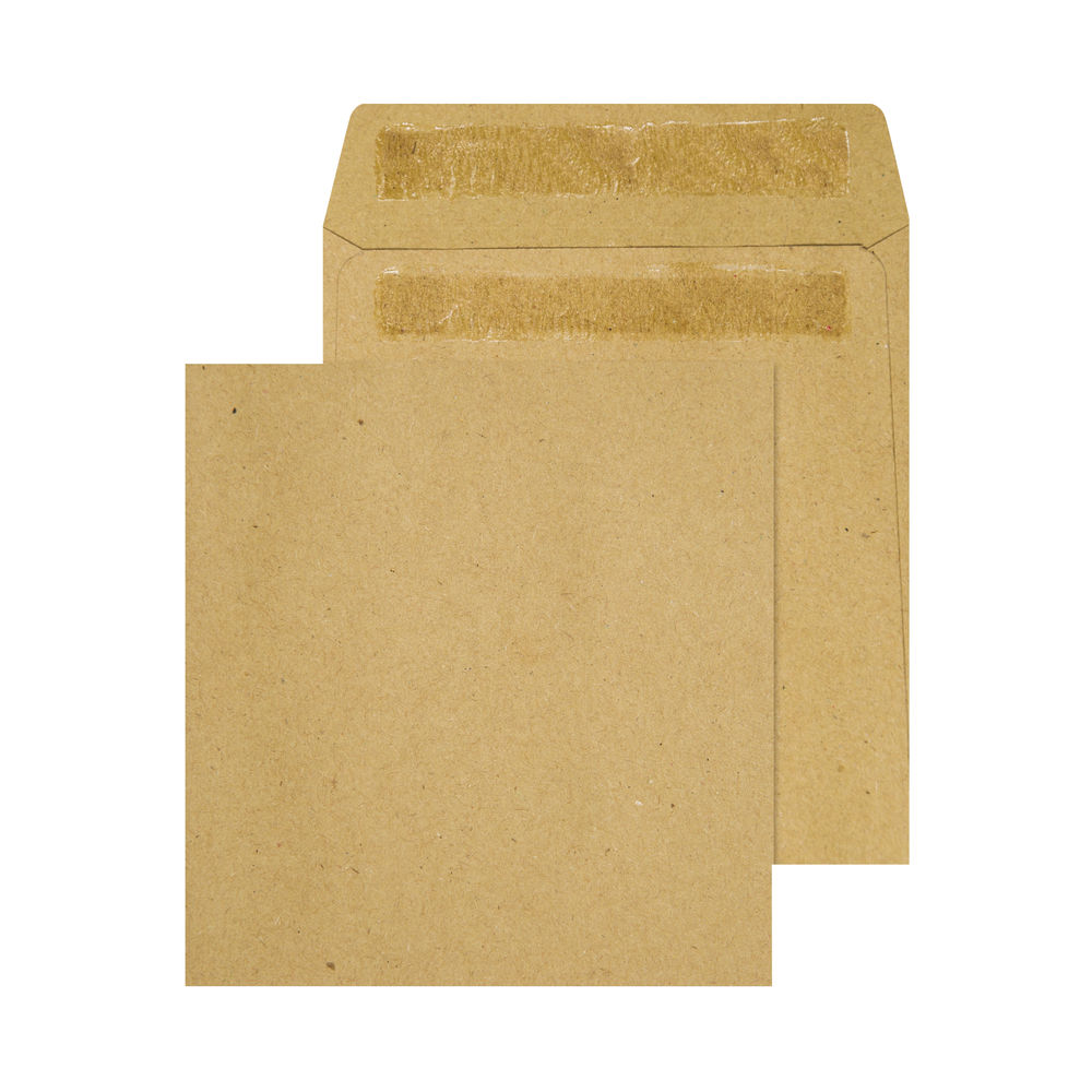 Plain Manilla Wage Envelopes (Pack of 25) – 2097/25