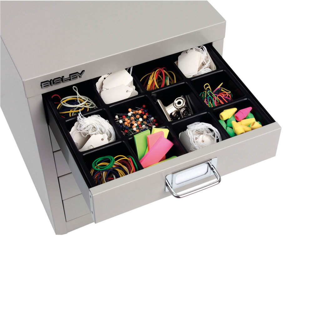 Bisley 16 Compartment Multi-Drawer Insert Tray - 225P5