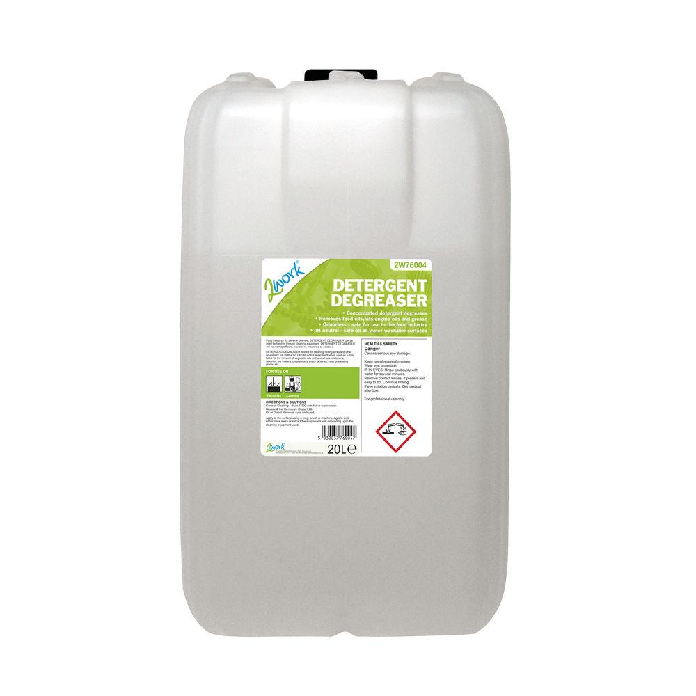 2Work Detergent Degreaser 20 Litre - 404