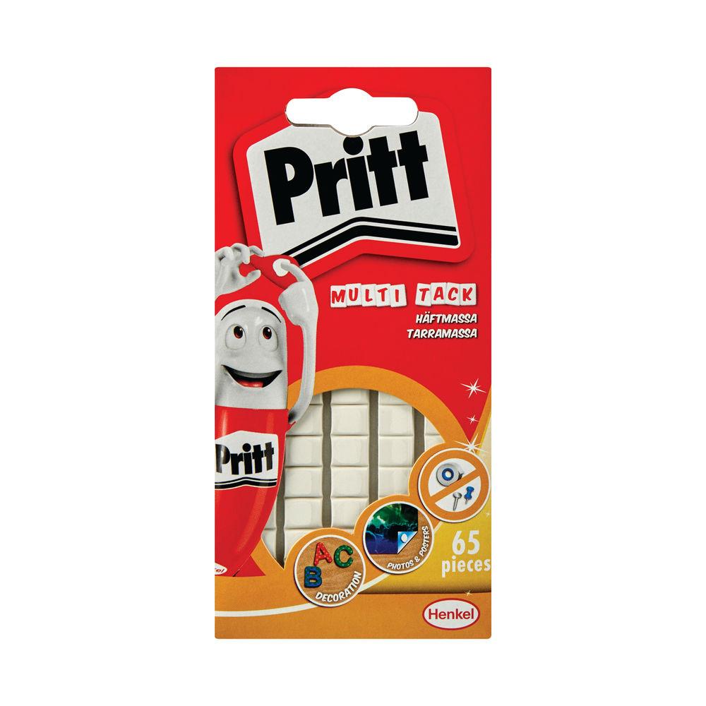Pritt White Multi Tack Squares, Pack of 1560 - 1444963