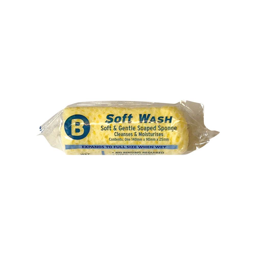 Soft Wash Soap Filled Sponges (Pack of 50) – SW400BUK
