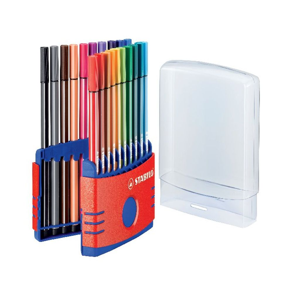 STABILO PEN 68 COLORPARADE ASS
