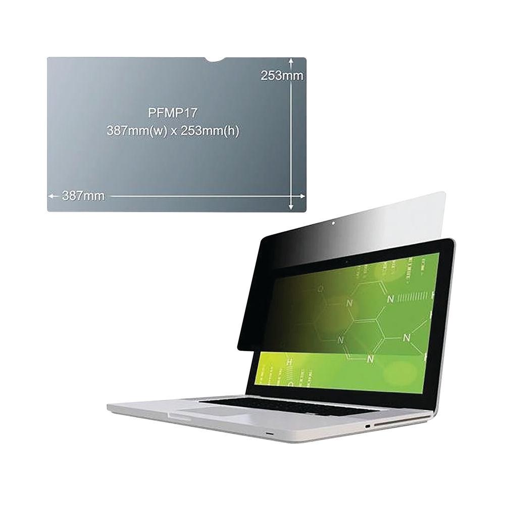 3M Frameless Privacy Screen Filter 17' Lcd/Notebook | PF17.0