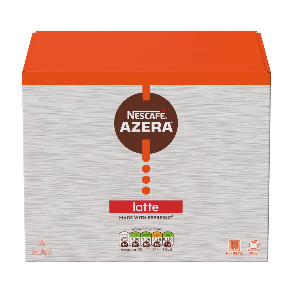 Nescafe Azera Latte Sachets (Pack of 35) 12366623