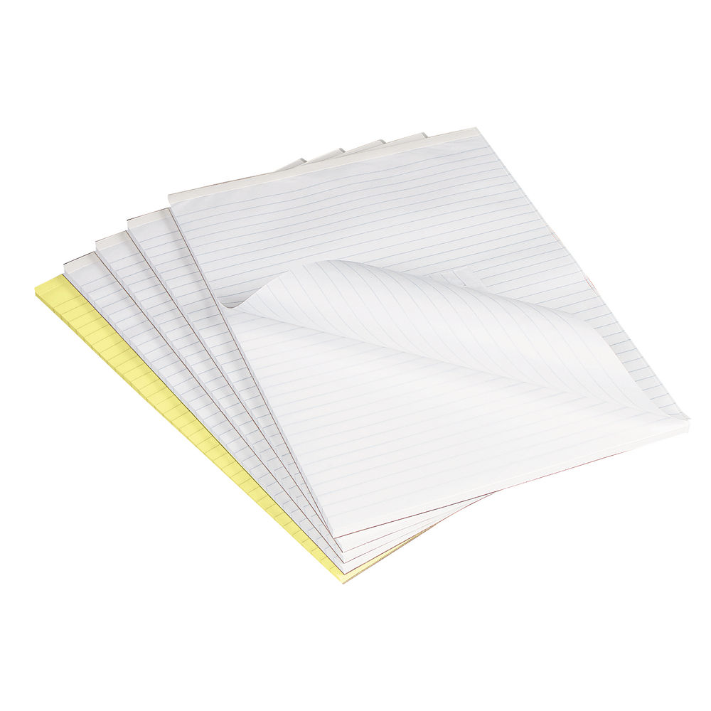 Q-Connect Ruled White A4 Memo Pads, Pack of 10 - CP8000