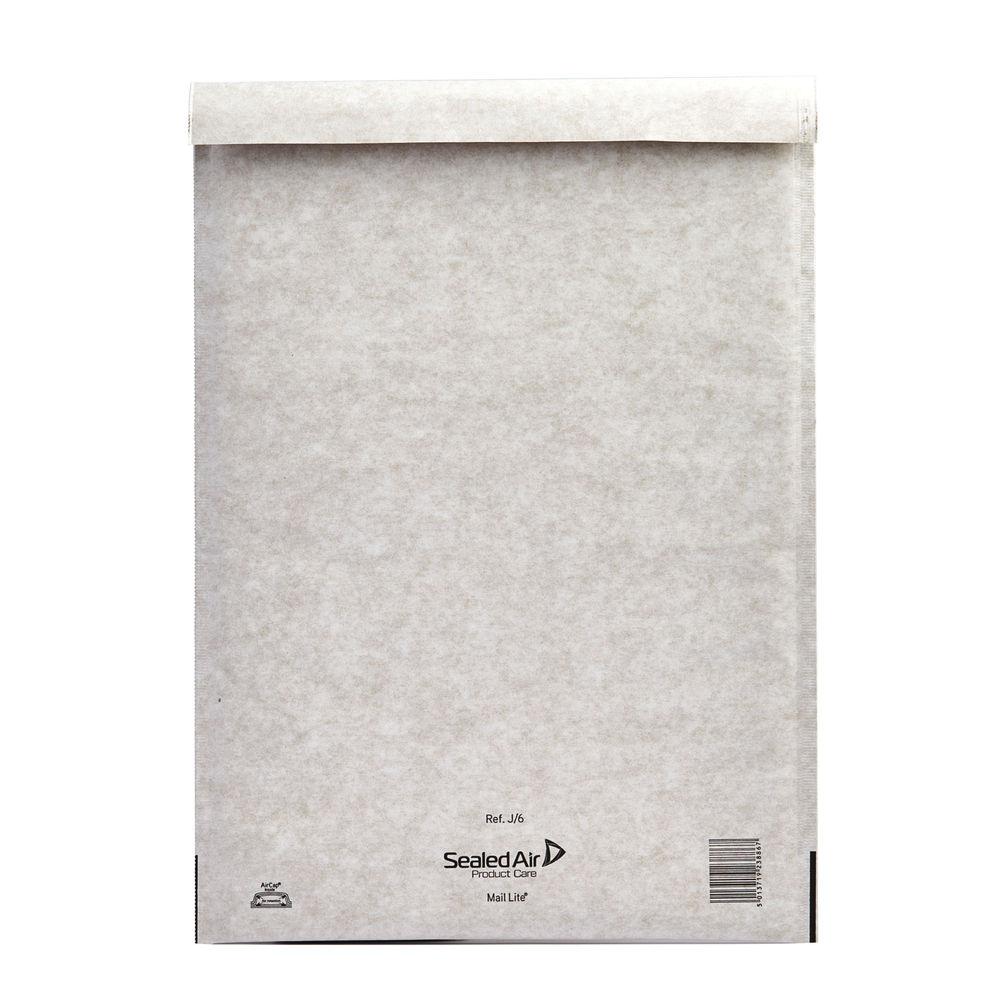 Sealed Air Bubble Postal Bag Self Seal White 300x440mm