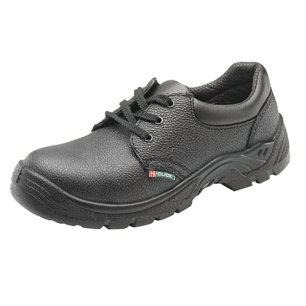 Size 6 Black Mid Sole Dual Density Shoe - CDDSMS06