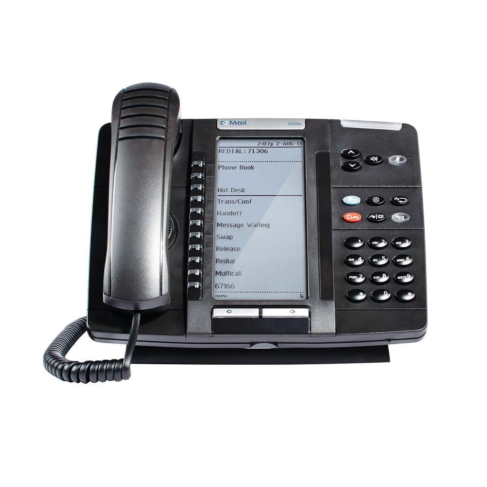 Mitel MiVoice 5320e IP Phone - 50006634