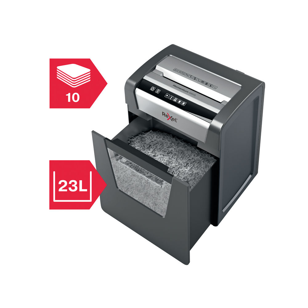 Rexel Momentum M510 Micro-Cut Shredder - 2104575