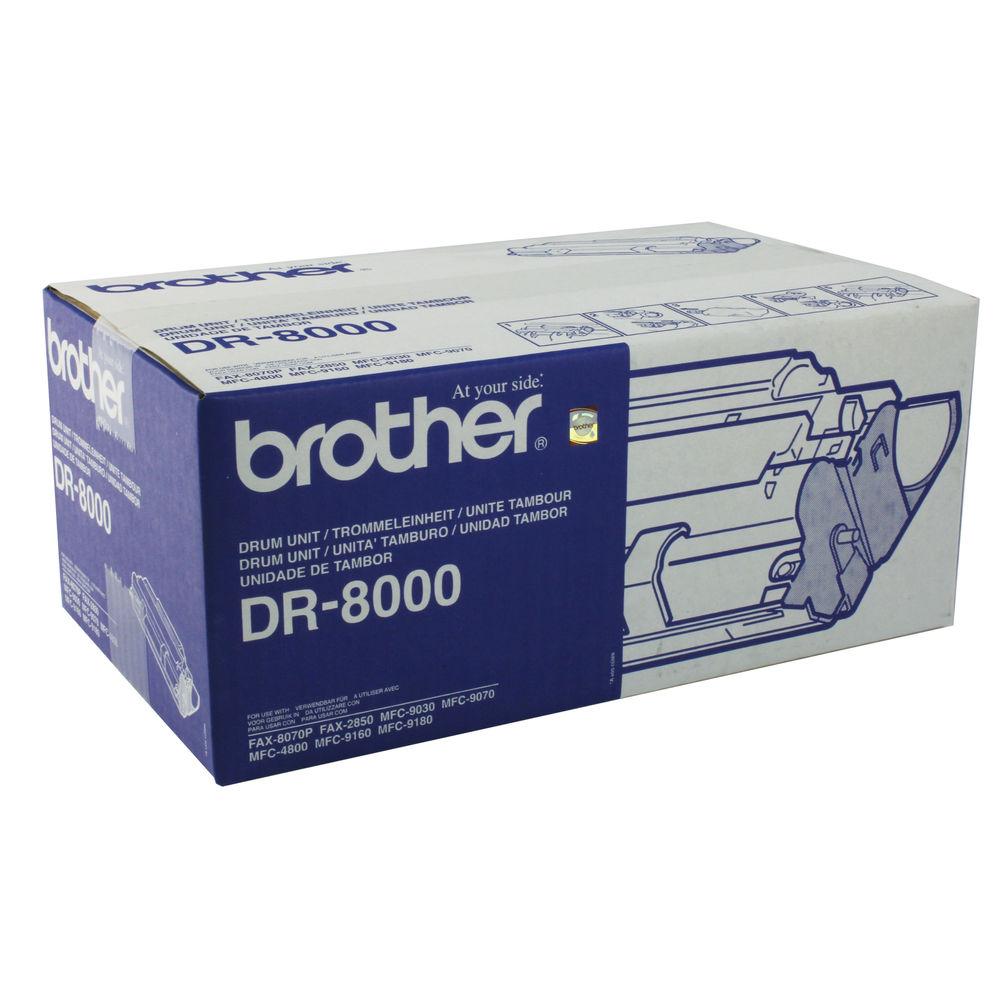 Brother Fax 8070P Drum Unit - DR8000