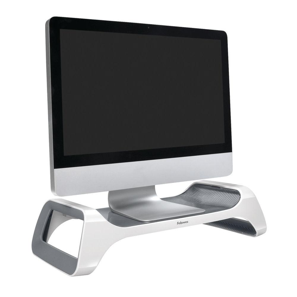 Fellowes I-Spire White Monitor Lift - 9311102