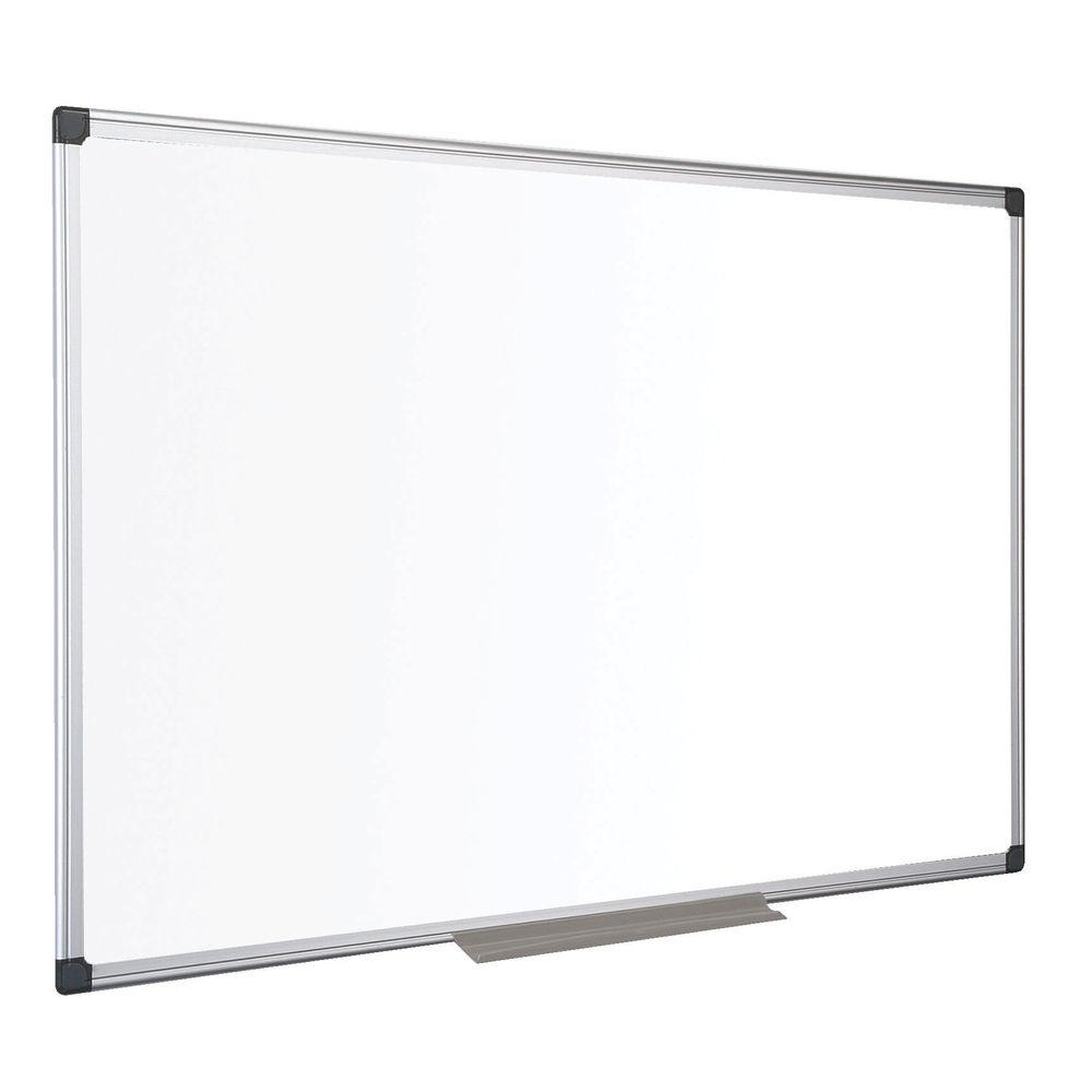 Bi-Office Aluminium Trim Drywipe Board 1800x1200mm MB2712170