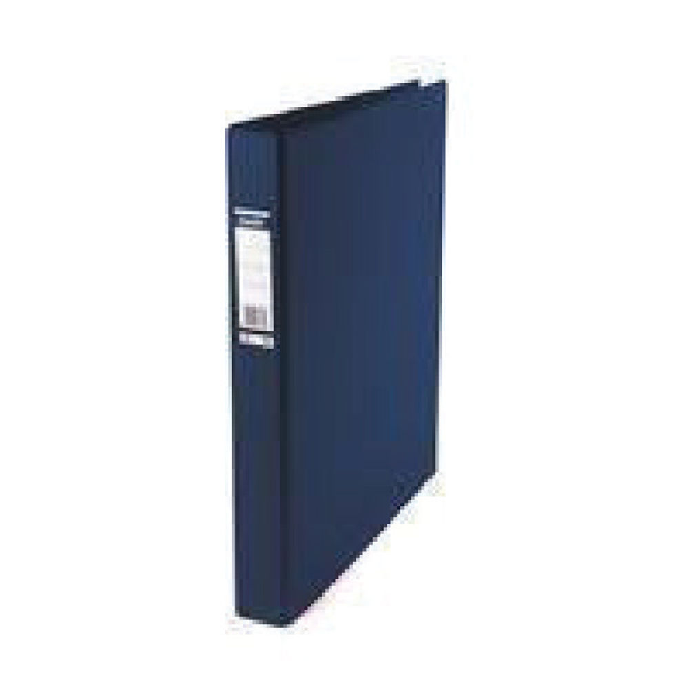 Elba Black A3 Portrait 4 D-Ring Binder 30mm - 1267-10