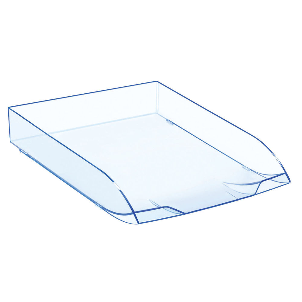 CEP Ice Blue Letter Tray - 147/2I BLUE