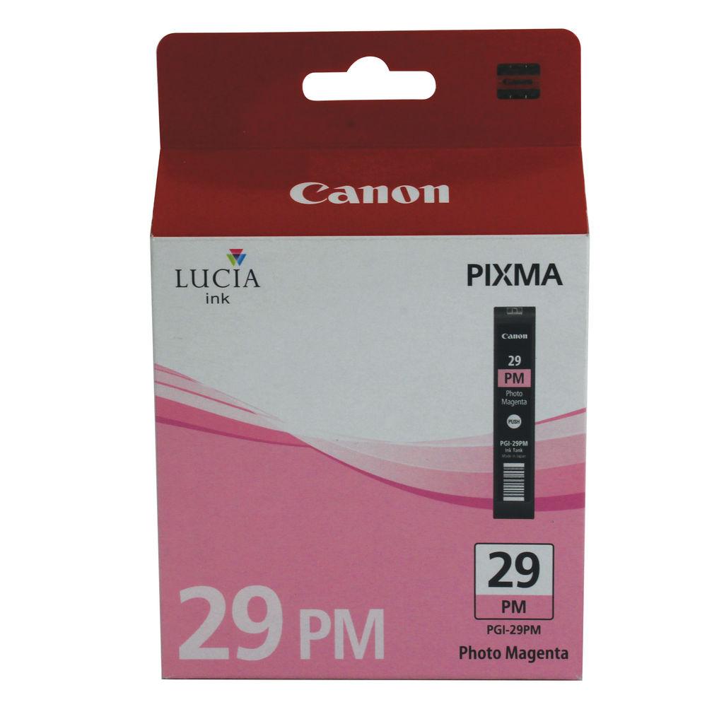 Canon PGI-29 Magenta Ink Tank 4877B001