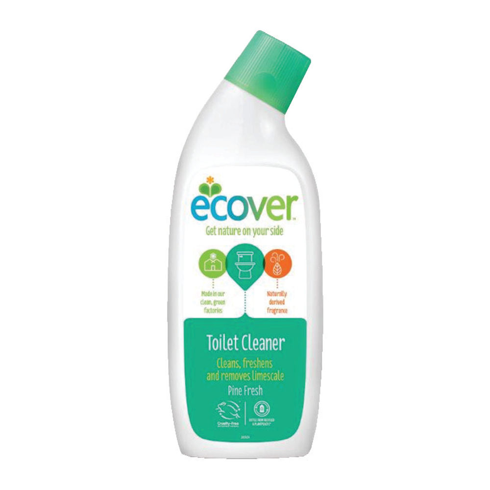 Ecover 750ml Pine Toilet Cleaner - 1009066