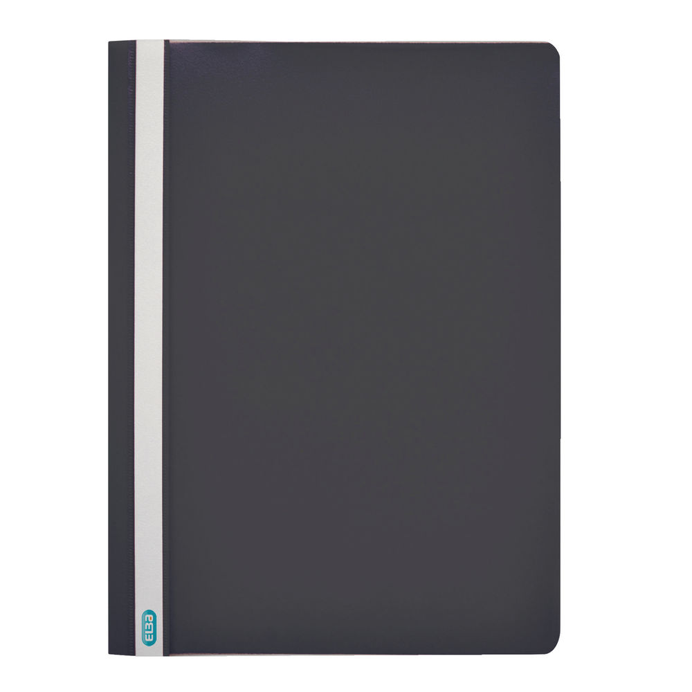 Elba Black A4 Report File - Pack of 50 - 400055033
