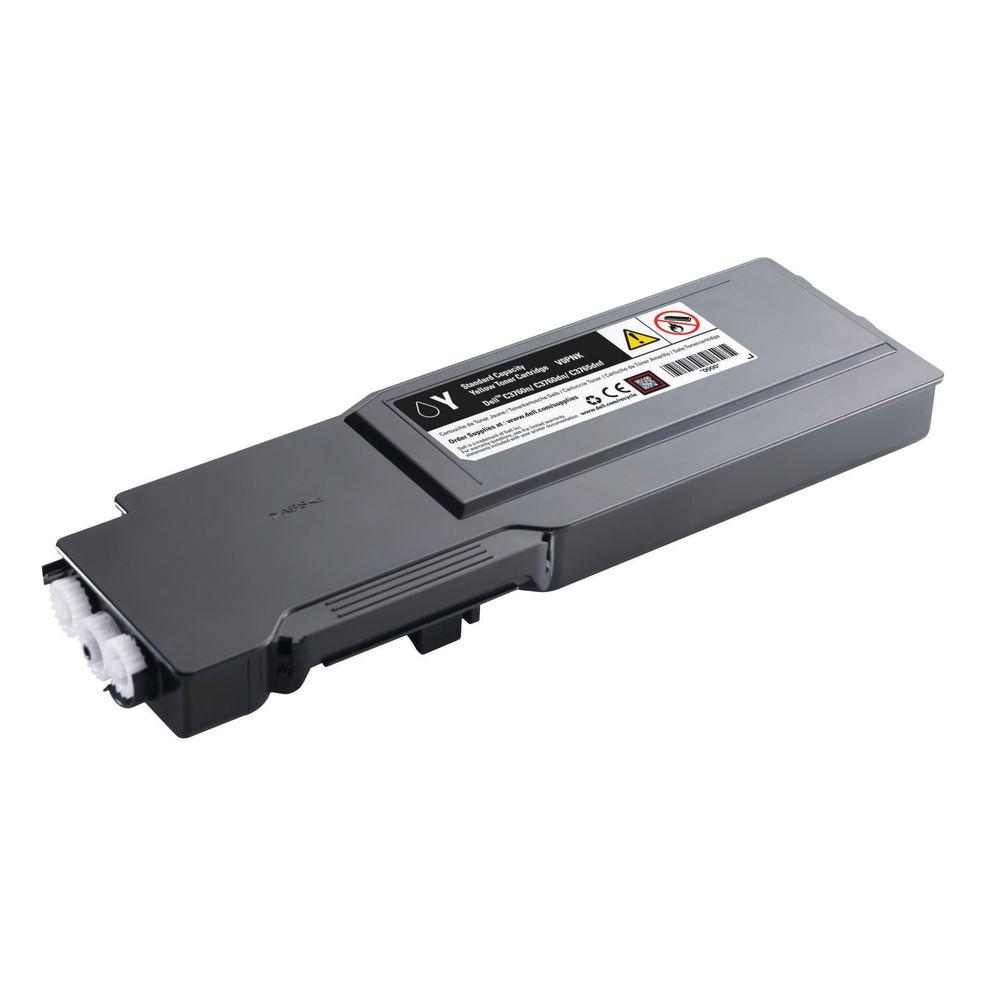 Dell Yellow Laser Toner - 593-11112