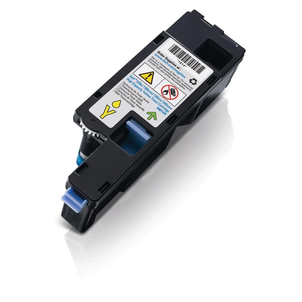 Dell W8X8P Yellow Laser Toner - High Capacity 593-11143