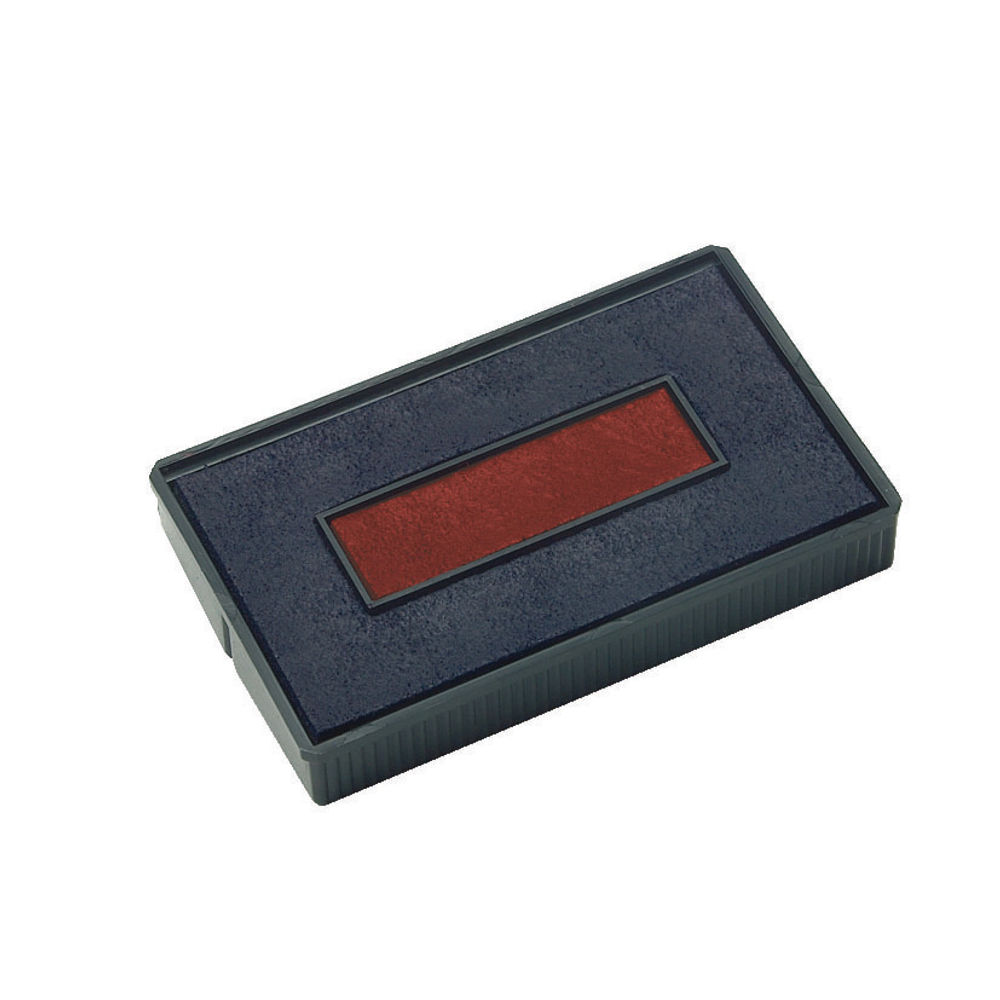 COLOP X 2 Blue And Red Replacement Stamp Pads