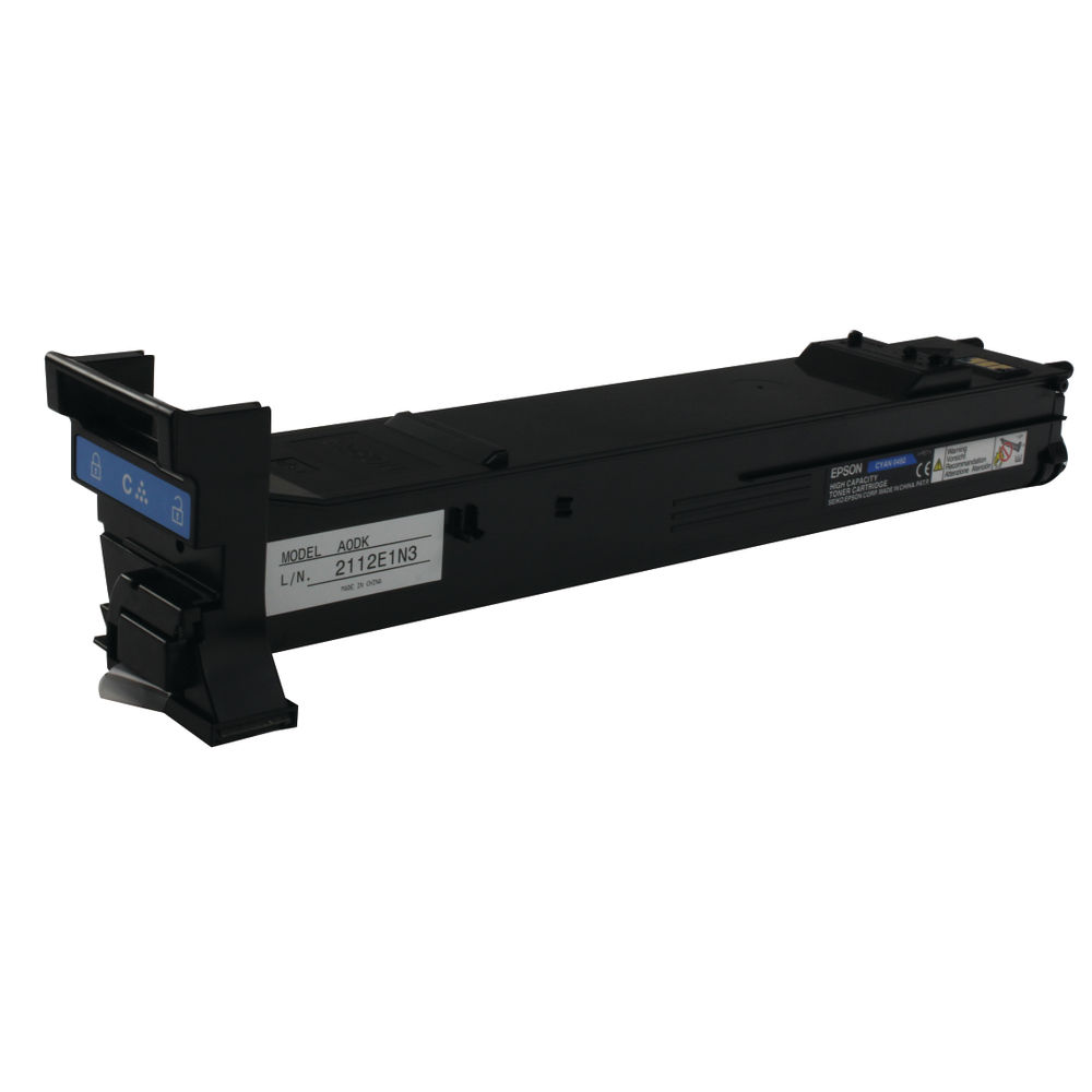Epson CX28DN Cyan Toner Cartridge - High Capacity C13S050492