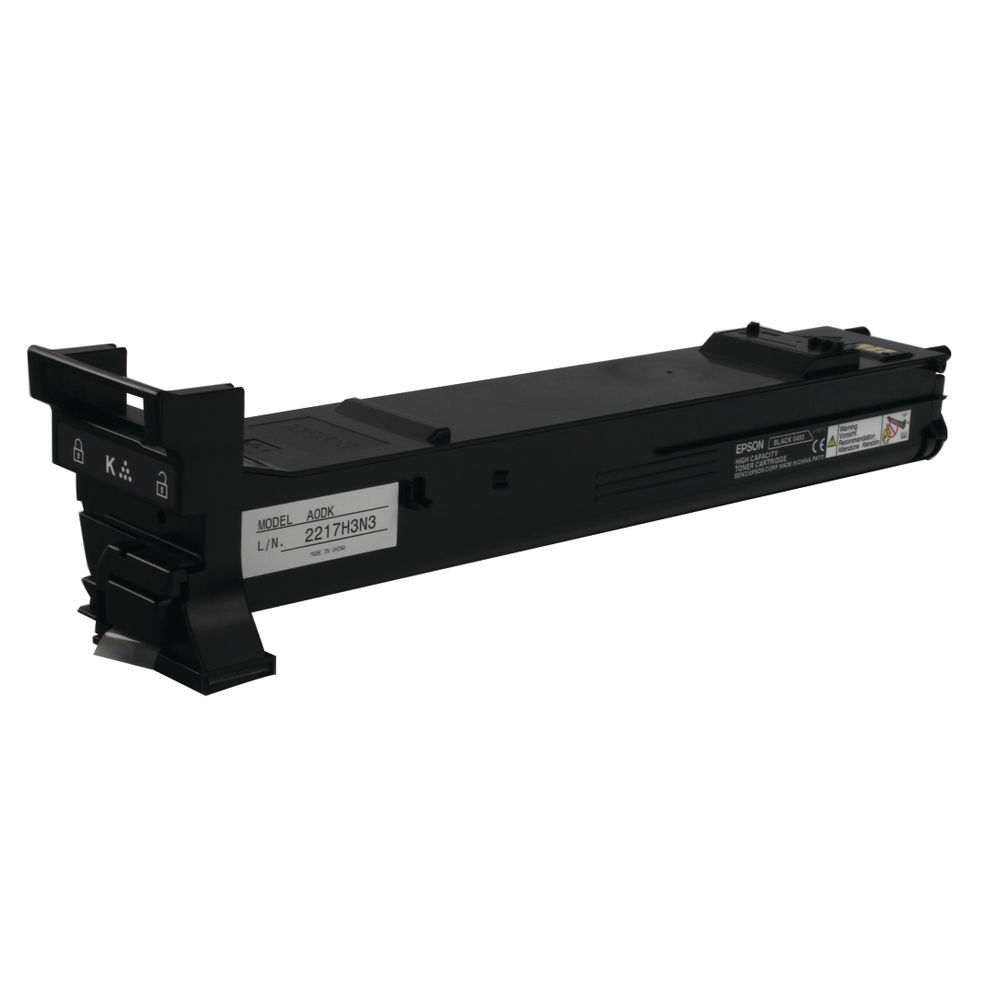 Epson CX28DN Black Toner Cartridge - High Capacity C13S050493